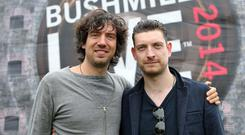 Gary Lightbody and Nathan Connolly
