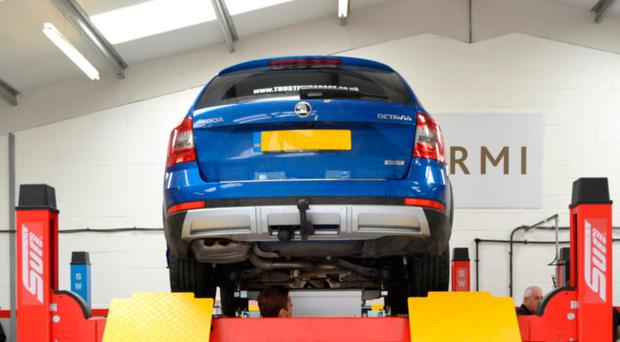 An increase in the number of test applications has piled pressure on vehicle testing centres