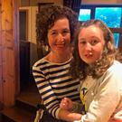 Meabh Quoirin with her daughter Nora, who has gone missing while on holiday in Malaysia