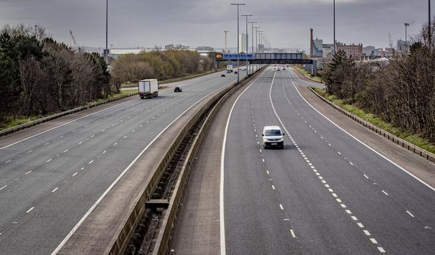 A major maintenance scheme on the M2 Bellevue Bridge will begin next Monday and is expected to last 20 weeks.