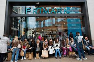 High street retailer Primark is to close all 189 of its UK stores