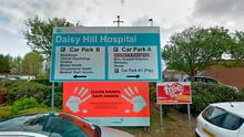 Daisy Hill Hospital in Newry closed its emergency department in March