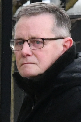 Thomas Boyd Pearson, who was found guilty of providing the car used in the murder of prominent loyalist John Boreland