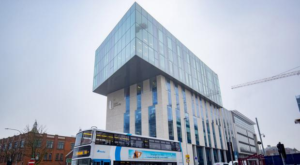 Ulster University's new campus in Belfast city centre
