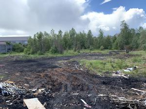 Bonfire materials cleared from Lismore