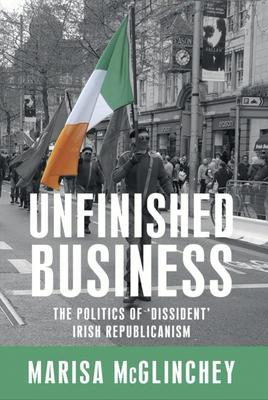 Dr Marisa McGlinchey's book Unfinished Business