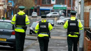 The PSNI received thousands of reports of social distancing concerns from the public. (Liam McBurney/PA)