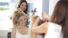 People are not turning up for their hair or beauty appointments