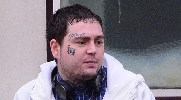 Kristopher Graham Cairns at Newtownards Magistrates Court yesterday