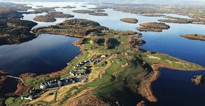 Lough Erne Resort hosted the G8 leaders in 2013