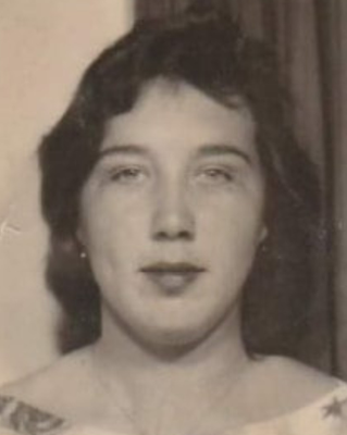 Ruth Burke in younger days