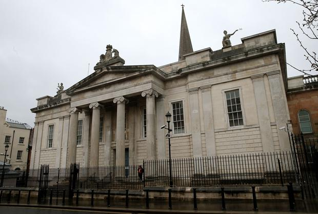 The case was outlined at Derry Magistrates' Court (PA)