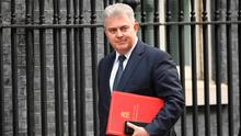 Admission: Northern Ireland Secretary of State Brandon Lewis