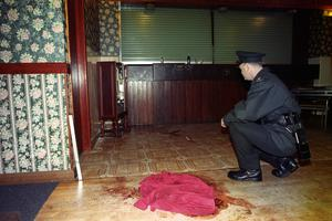 The Rising Sun Bar in Greysteel, Co Londonderry after Loyalist gunmen killed eight people and wounded 19 in 1993 (Martin McCullough/PA)