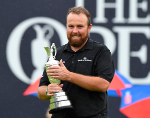 Shane Lowry won the trophy in 2019.