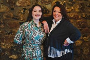 Plight: Tina McKenzie and daughter Molly