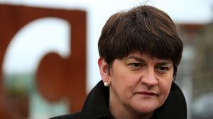 "Arlene Foster said she was ""fed up"" being fobbed off when raising issues about connection problems"