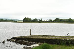 Lough Erne, where a vehicle believed to be that of missing Tony Lynch was found on Monday