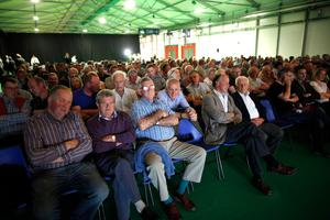 The farmers' debate on the EU referendum last night
