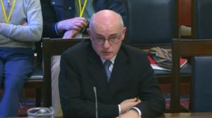 Brendan McAllister has faced calls to resign (NI Assembly)