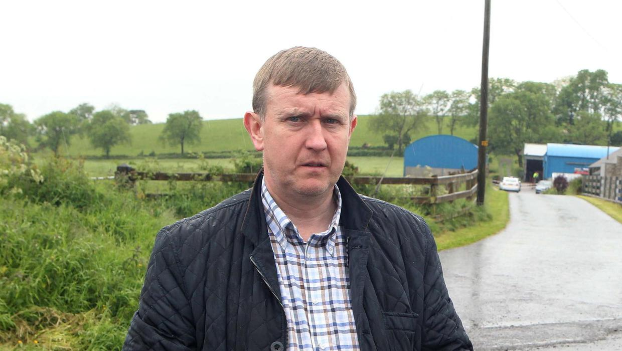 DUP MLA Mervyn Storey not ruling himself out of First Minister role