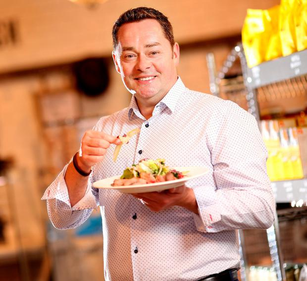 Neven Maguire of MacNean House and Restaurant in Blacklion