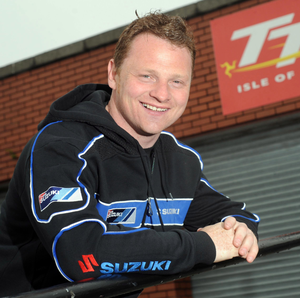 Stephen Thompson is still in hospital recovering from injuries sustained in NW200 crash