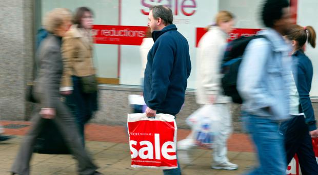 Belfast's Boxing Day sales are expected to be busy