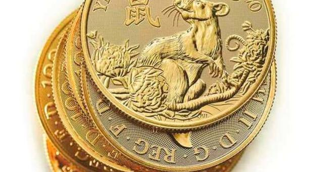 Series: The Year of the Rat coin