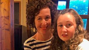Tragic loss: Nora Quoirin with her mum Meabh