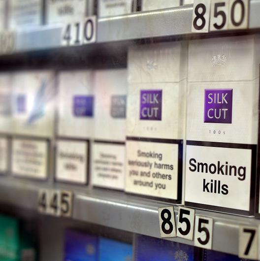 A campaign group is pushing for plain cigarette packs in Northern Ireland