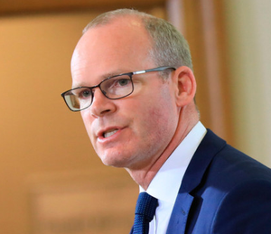 Green list: Simon Coveney