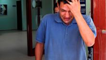 Abdullah Kurdi, father of Syrian boys Aylan (3) and Galip (5) who were washed up drowned on a beach
