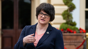 'If they have booked a holiday and it is on the green or amber list, then they can go without having to quarantine when they come back. It is a matter for their own judgment' — Arlene Foster