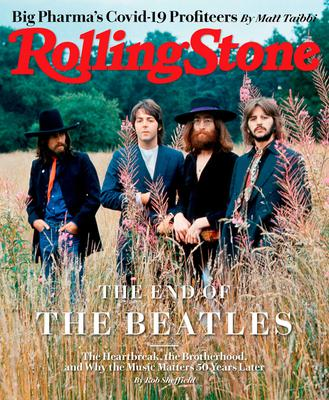 The lastest edition of Rolling Stone magazine