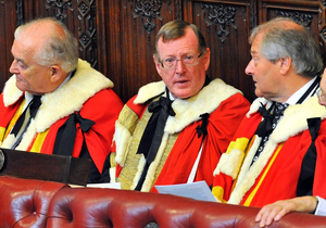 Lord Trimble believes devolved government could function without an executive