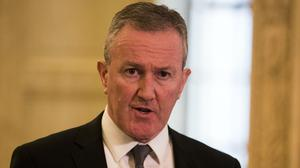 Northern Ireland's Finance Minister Conor Murphy (Liam McBurney/PA)