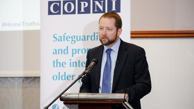 Eddie Lynch, Commissioner for Older People (PA)