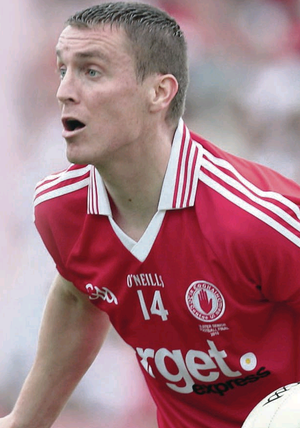 """Former Tyrone GAA player Tommy McGuigan is potentially facing criminal charges after a post urging people to """"punch a Jew"""" appeared on his Twitter page"""