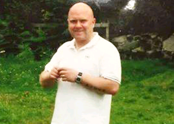 Search teams yesterday recovered a man's body close to the Ecos Centre in Ballymena. Sources involved in the search said they believed it to be that of Paul Houston