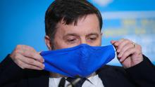 Health Minister Robin Swann has warned that the Executive will not hesitate to bring in further restrictions if the number of Covid-19 cases continues to increase (Kelvin Boyes/Press Eye /PA)
