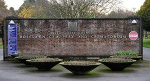 Roselawn Crematorium in Belfast operates a two-tier pricing system