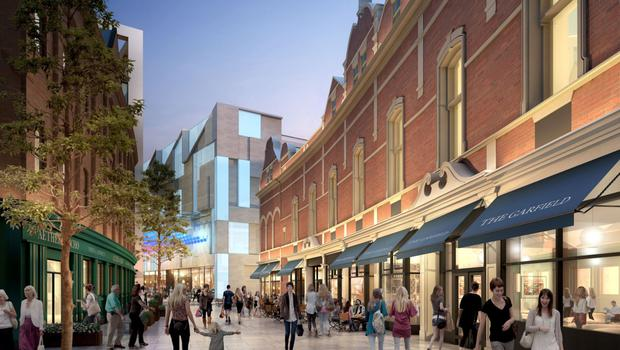 How the Royal Exchange redevelopment could look once completed