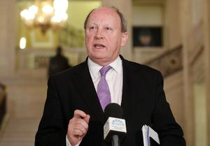 Decisions: TUV leader Jim Allister