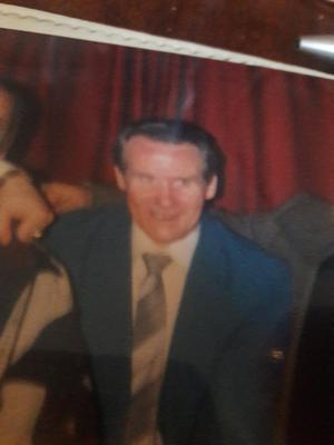 The late William 'Billy' Dowie