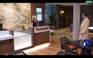 Drinks at the bar, visiting reception, using the thermal spa and more will have a new look at Galgorm