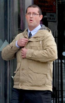John Holmes who pleaded guilty to varying charges relating to the unlawful death of Stanley McAuley