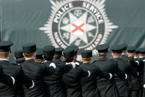The PSNI training college at Garnerville has been in the spotlight in recent years