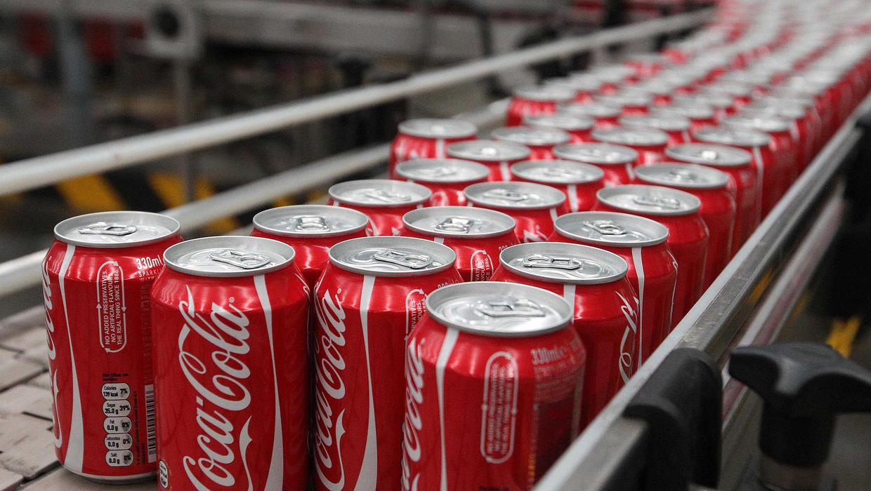 NI Coca-Cola production saved from UK CO2 crisis by protocol