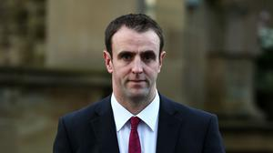 Environment minister Mark H Durkan has approved the expansion of gold mining at the site